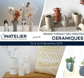 Image Grand format des créateurs #1 Céramique Marché/Vente