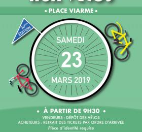 Image Bourse aux vélos (34e édition) Marché/Vente