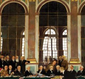 Image 1918 - 1919 : que nous apprennent les documents diplomatiques français sur les négociations de paix ? Conférence/Débat