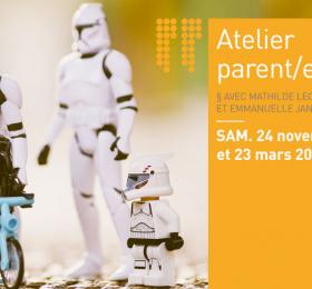 Image Atelier parent/enfant voix et/ou corps Atelier/Stage