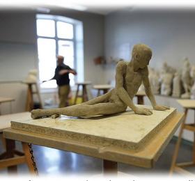 Image Stage de printemps - dessin - peinture - modelage Atelier/Stage