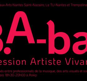 Image B.A. ba Profession Artiste Vivant : consrtuire son réseau Conférence/Débat