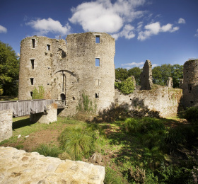 Visite libre - Le château de Ranrouët