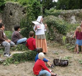 Image La vie quotidienne au Moyen-Âge - visite animée Visites et sorties
