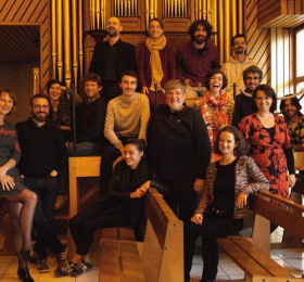 Image Cappella Britannica recrute Atelier/Stage