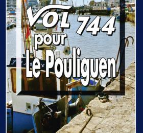 Image Rémi Devallière dédicace «Vol 744 pour le Pouliguen» à Atout Sud Rencontre