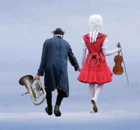 Concerto pour deux clowns
