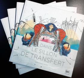 """Image """"Dans le sillon de Transfert"""" : rencontre et signature Rencontre"""