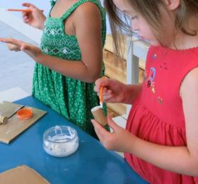 Cycle d'ateliers - Graines de petits artistes - 18 mois/6 ans