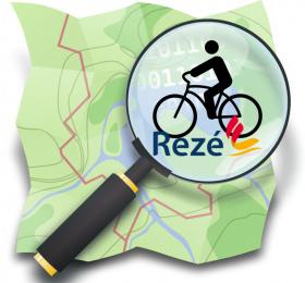 Image Cartopartie OpenStreetMap « Tous à vélo » Animation