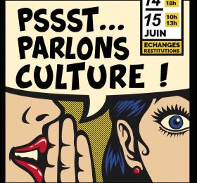 Image Parlons culture Conférence/Débat