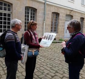 Image Nantes : traite, esclavage et mémoires Visites et sorties