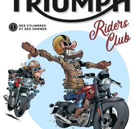 Image Dédicace BD avec Fred Coicault pour «Triumph Riders Club» Rencontre