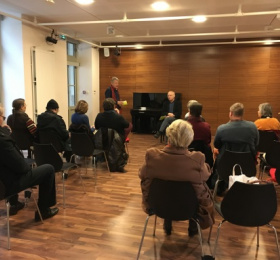 Image Midi de Sainte-Croix. Rencontre avec des chrétiens d'Orient Conférence/Débat