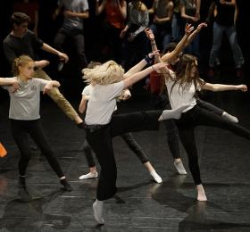 Image Les Explorations dansées - Stage ados Atelier/Stage