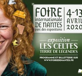 Image Foire de Nantes 2020 Visites et sorties