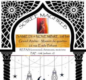 Image Soirée Maghreb Animation