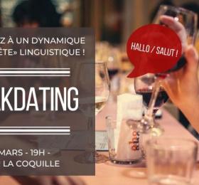 Speak-Dating franco-allemand