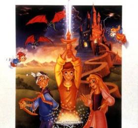 Image Goûter de l'écran : Taram et le chaudron magique Cinéma