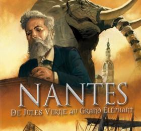 """Rencontre-dédicace BD pour le tome 3 de NANTES """" De Jules Verne au Grand Éléphant """""""