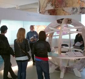 Image Visite-Débat : Expo permanente Visites et sorties