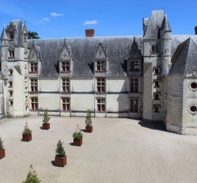 Visite guidée du Château de Goulaine et du musée Lu