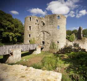 Image Journées du Patrimoine au Château de Ranrouët Visites et sorties