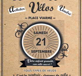 Image Bourse aux vélos Marché/Vente