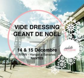 Vide Dressing de Noël l Nantes - Hangar à Bananes