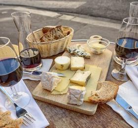 Soirée œnologique - Accords vins et fromages