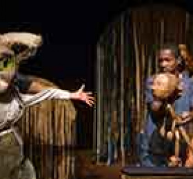 Pinocchio Le Kikirga - Théâtre des 4 Mains (Belgique) et Théâtre Soleil (Burkina-Faso)