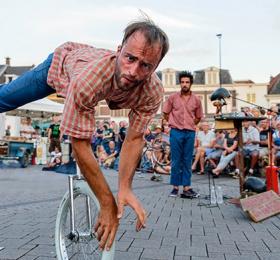 Image Renc'Arts de la rue - 24e édition Festival