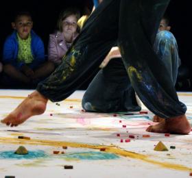 Image Petites traces Danse
