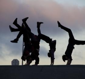 Image Cie Back Pocket - La vrille du chat Cirque