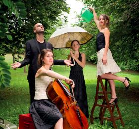 Quatuor Voce - Itinéraire