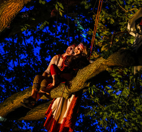 Image Le peuple de l'arbre Théâtre