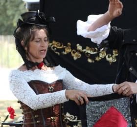 Spectacle de magie avec Ambroise et Mirabelle
