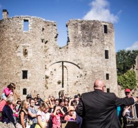Image Visite décalée - Château à vendre !