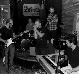 Image Session Chicago Blues avec Little Tom & Jakez + invités Jazz/Blues
