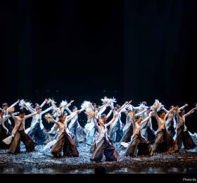 Printemps coréen : Ulsan Metropolitan Dance Company
