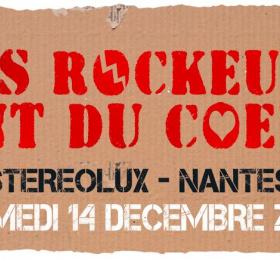 Image Les Rockeurs ont du Cœur Rock/Pop/Folk
