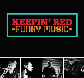 Image Keepin' Red (Funk Rock) Rock/Pop/Folk