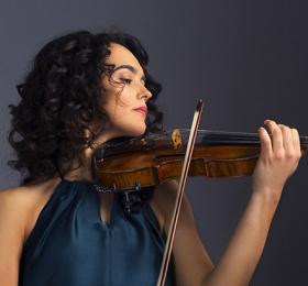 Image ONPL - Etonnants paysages avec la violoniste Alena Baeva Classique/Lyrique