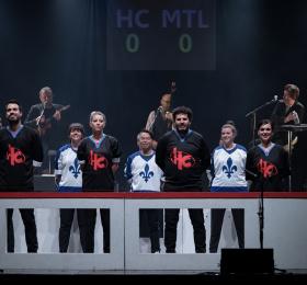 Image Hero Corp vs Montréal Humour