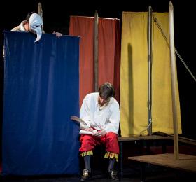 Image  Spectaculum Incipit, par le Théâtre des 3 singes Théâtre