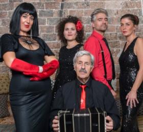 Image Maria Dolores y Amapola Quartet Chanson