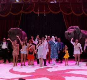 Cirque Nicolas Zavatta Douchet présente en 2021 Authentique