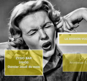Session Vocale : la scène ouverte d'Isla