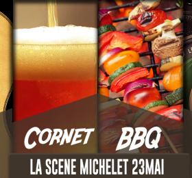 Soirée Cornet - Eddy Kaiser - Barbecue vegan