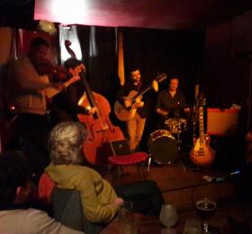 Image Jam Jazz avec Franck Thomelet et Anthony Muccio Jazz/Blues